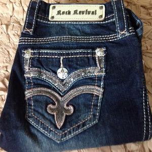 Rock Revival Drew Boot Jeans